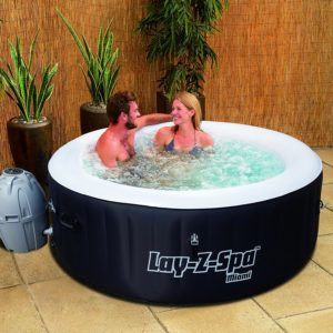 Bestway Whirlpool outdoor günstig Lay-Z-Spa Miami
