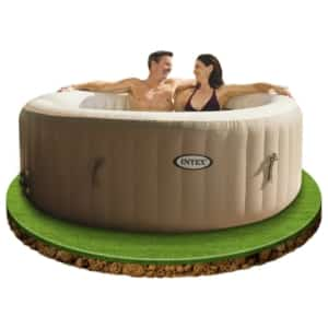 Intex Whirlpool Pure mit Bubble Massage