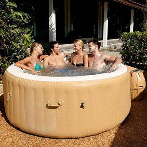 Outdoor Whirlpool: Bestway Whirlpool